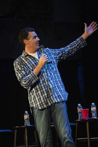 Adam Carolla at Moore Theatre