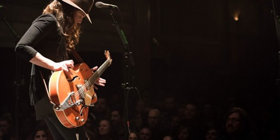 Brandi Carlile at Moore Theatre