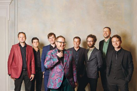 St. Paul and The Broken Bones at Moore Theatre