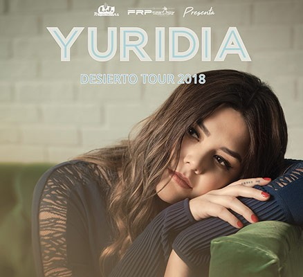 Yuridia at Moore Theatre