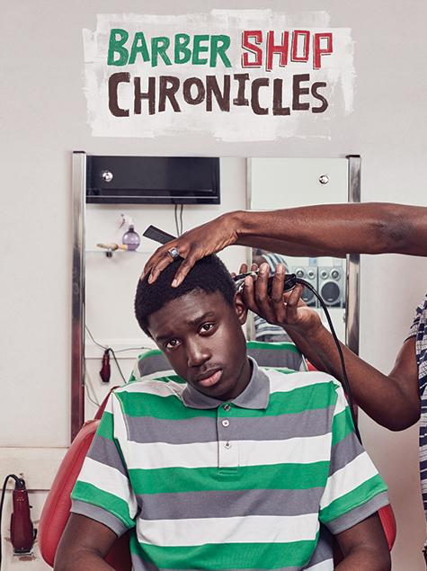 Barber Shop Chronicles at Moore Theatre