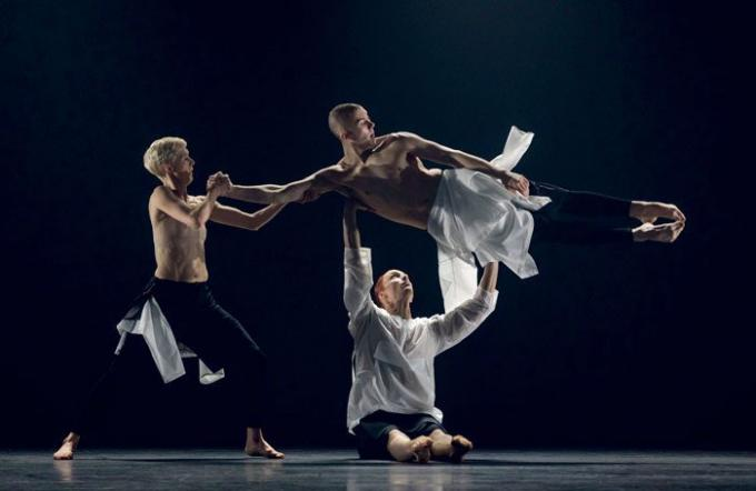 Company Wayne McGregor at Moore Theatre