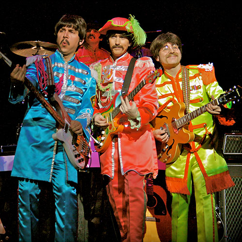 The Fab Four - The Ultimate Tribute at Moore Theatre