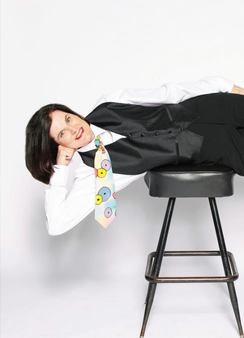 Paula Poundstone at Moore Theatre