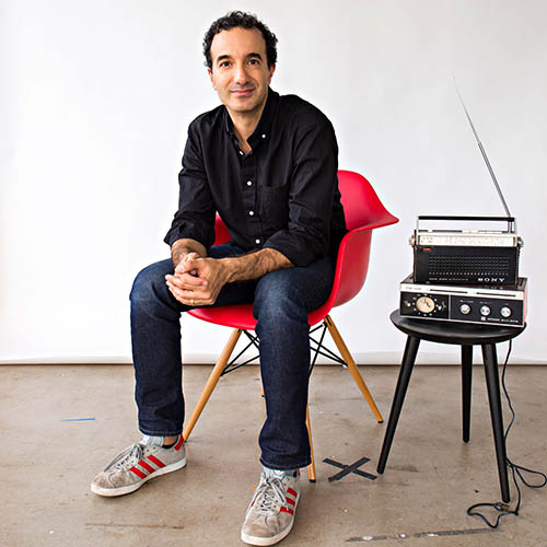 Jad Abumrad at Moore Theatre