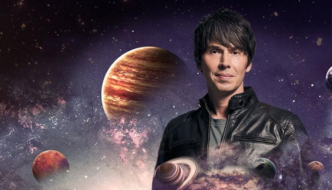 Professor Brian Cox at Moore Theatre