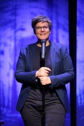 Hannah Gadsby at Moore Theatre