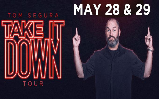 Tom Segura at Moore Theatre