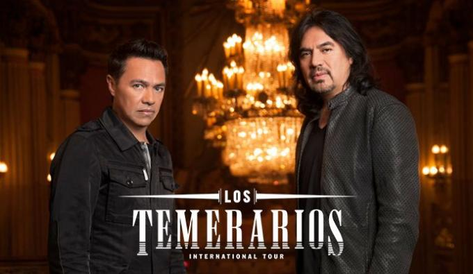 Los Temerarios at Moore Theatre
