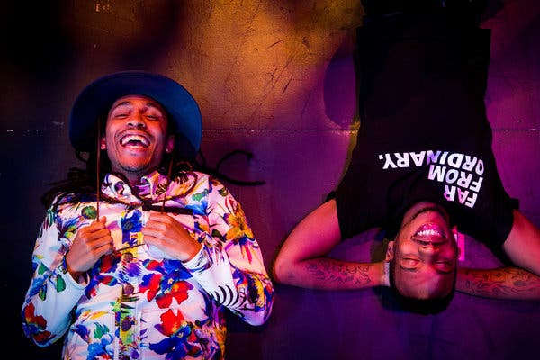 Jon Boogz & Lil Buck: Movement Art Is at Moore Theatre