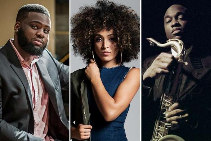 Blue Note Records 80th Anniversary Tour: Kandace Springs Trio, James Carter Organ Trio & James Francies Trio at Moore Theatre