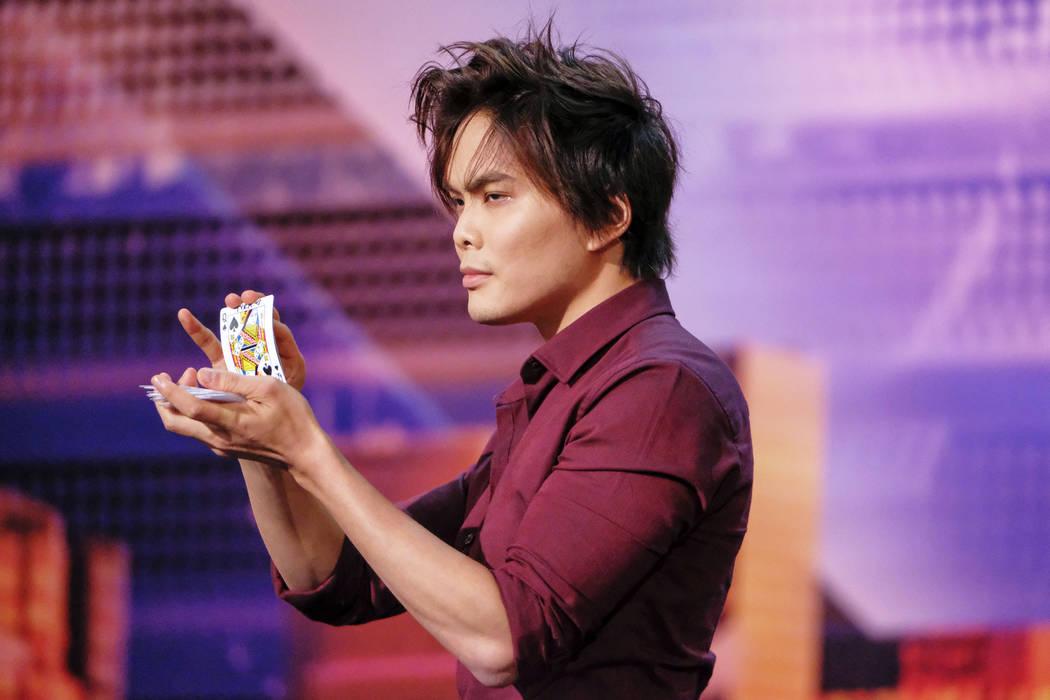 Shin Lim at Moore Theatre