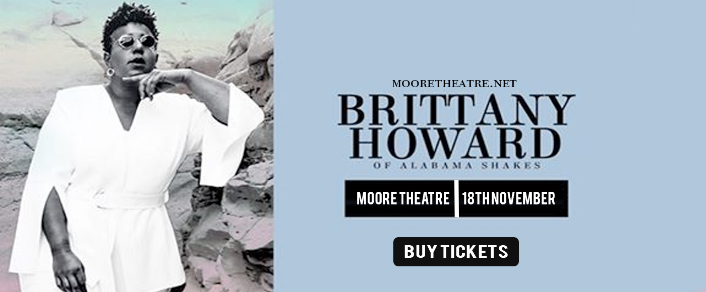 Brittany Howard at Moore Theatre