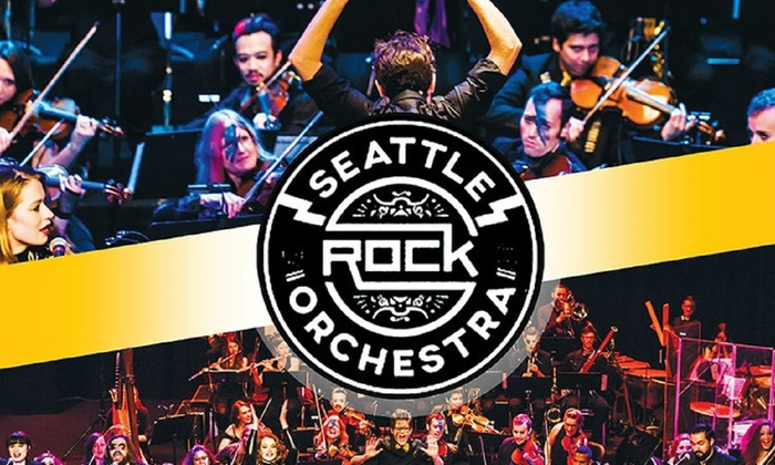 Seattle Rock Orchestra: Led Zeppelin I & II at Moore Theatre