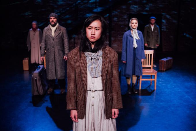 The Actors' Gang: The New Colossus at Moore Theatre
