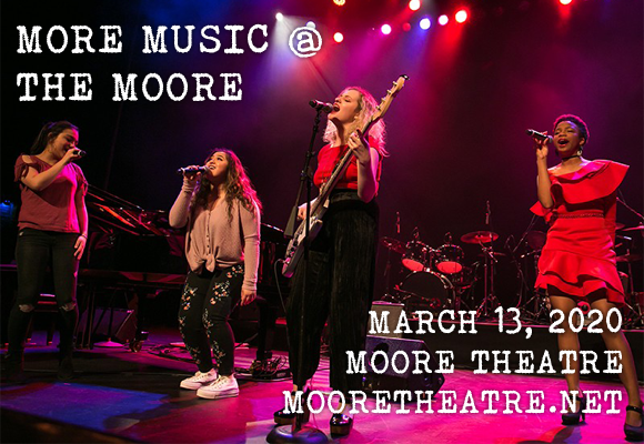 More Music At the Moore at Moore Theatre