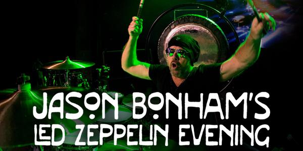 Jason Bonham's Led Zeppelin Evening [POSTPONED] at Moore Theatre