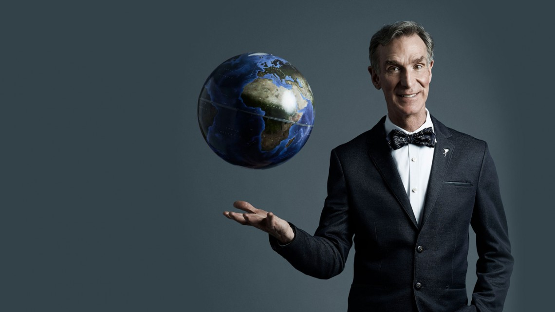 Bill Nye [CANCELLED] at Moore Theatre