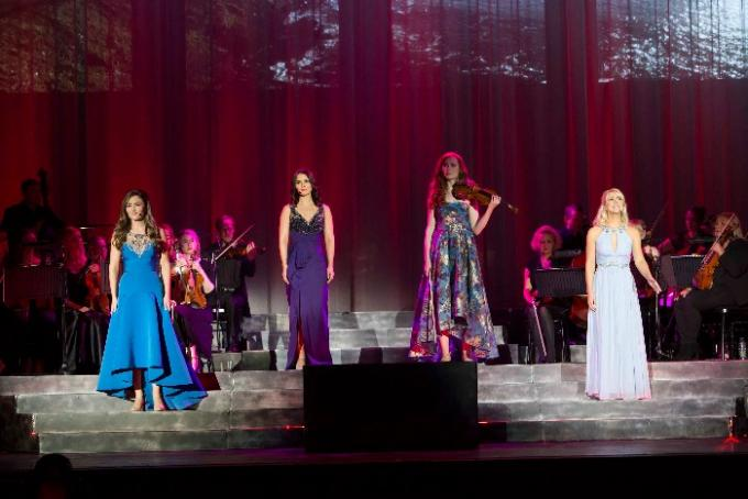 Celtic Woman [POSTPONED] at Moore Theatre