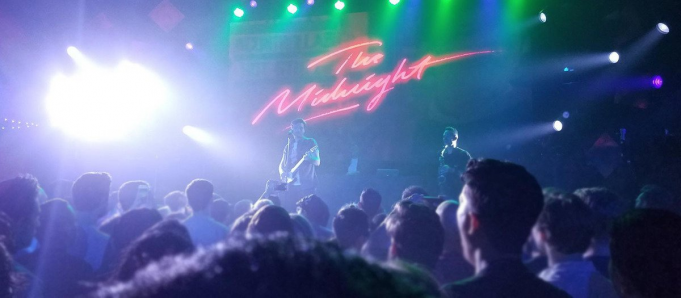 The Midnight at Moore Theatre