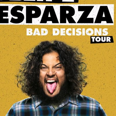Felipe Esparza at Moore Theatre