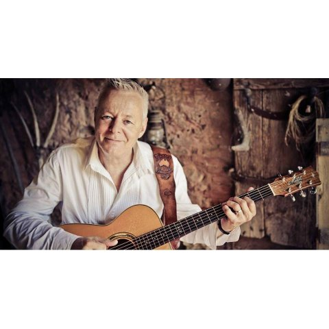 Tommy Emmanuel w Special Guest Jerry Douglas at Moore Theatre