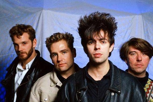 Echo and the Bunnymen at Moore Theatre