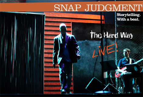 Snap Judgment at Moore Theatre