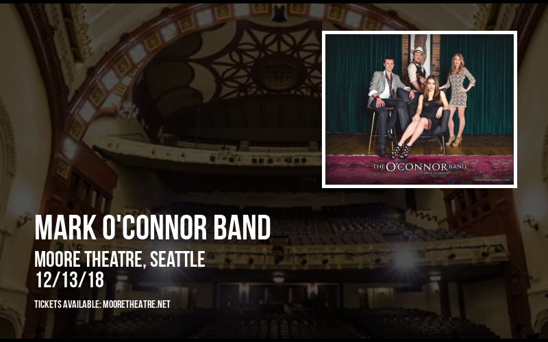 Mark O'Connor Band at Moore Theatre