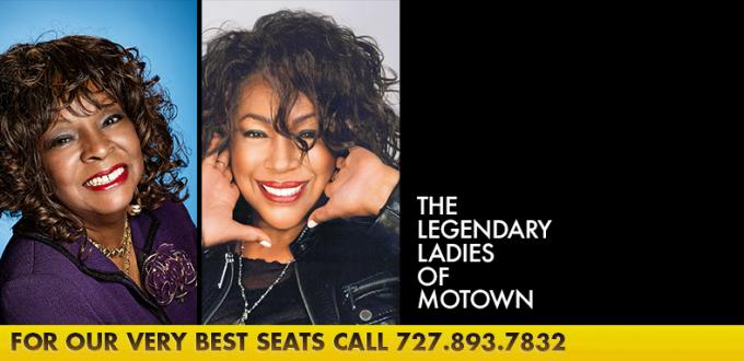 Legendary Ladies of Motown at Moore Theatre
