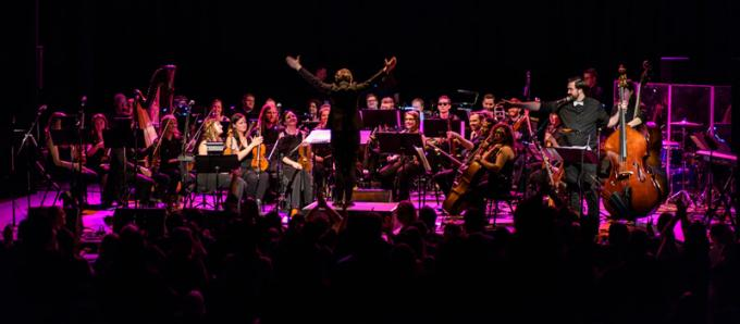 Seattle Rock Orchestra at Moore Theatre