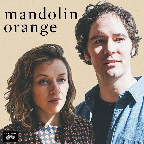 Mandolin Orange at Moore Theatre