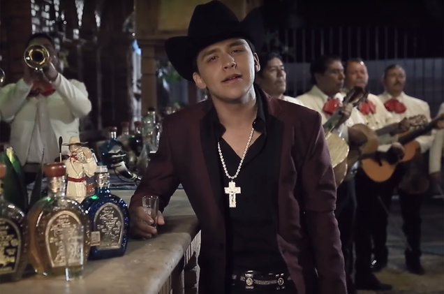 Christian Nodal at Moore Theatre