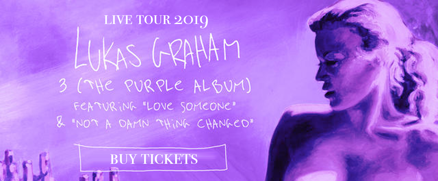 Lukas Graham at Moore Theatre