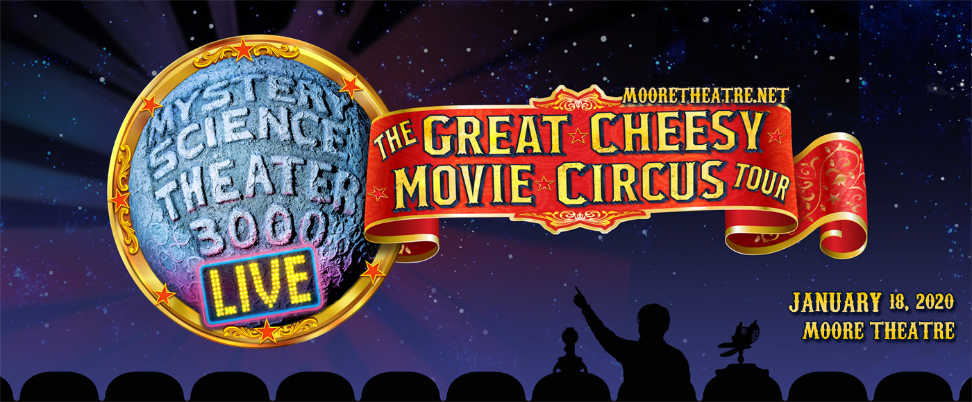 Mystery Science Theater 3000 at Moore Theatre