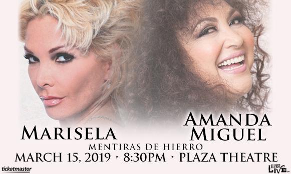 Marisela & Amanda Miguel at Moore Theatre