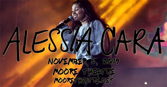Alessia Cara at Moore Theatre