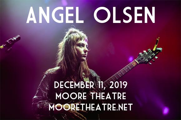 Angel Olsen at Moore Theatre