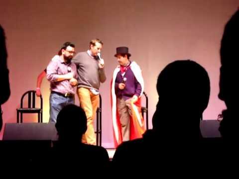 Comedy Bang! Bang! Live! at Moore Theatre