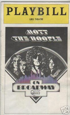 Mott The Hoople at Moore Theatre
