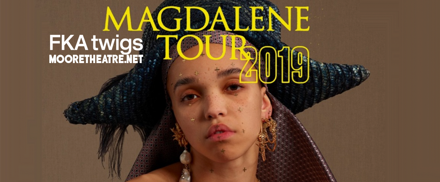 FKA Twigs at Moore Theatre