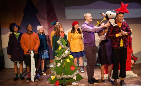 A Charlie Brown Christmas at Moore Theatre