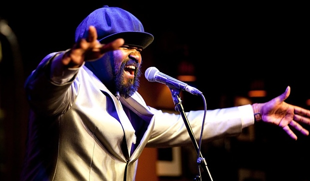 Gregory Porter at Moore Theatre