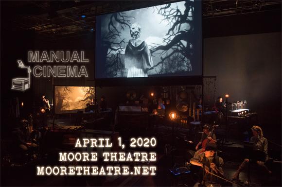 Manual Cinema at Moore Theatre