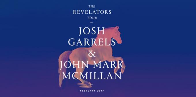 Josh Garrels & John Mark McMillan at Moore Theatre
