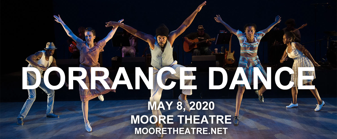 Dorrance Dance [POSTPONED] at Moore Theatre