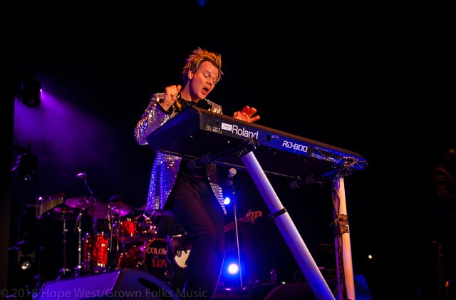 Brian Culbertson [CANCELLED] at Moore Theatre