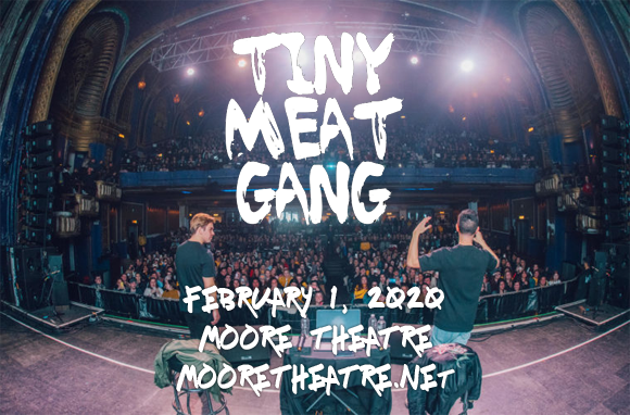 Tiny Meat Gang Tour: Cody Ko & Noel Miller [CANCELLED] at Moore Theatre
