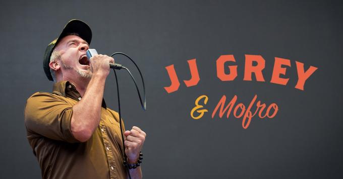 JJ Grey & Mofro at Moore Theatre