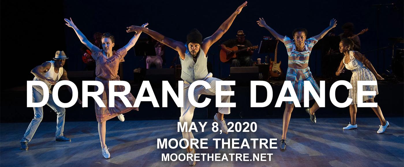 Dorrance Dance at Moore Theatre